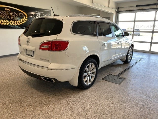Used 2017 Buick Enclave Premium with VIN 5GAKVCKD3HJ350578 for sale in Hallock, Minnesota
