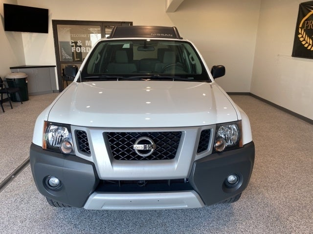 Used 2013 Nissan Xterra S with VIN 5N1AN0NW1DN820417 for sale in Hallock, Minnesota